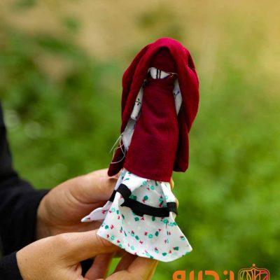 عاروسک عروسک بدون دست قلعه قافه