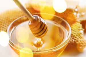 ساکارز عسل