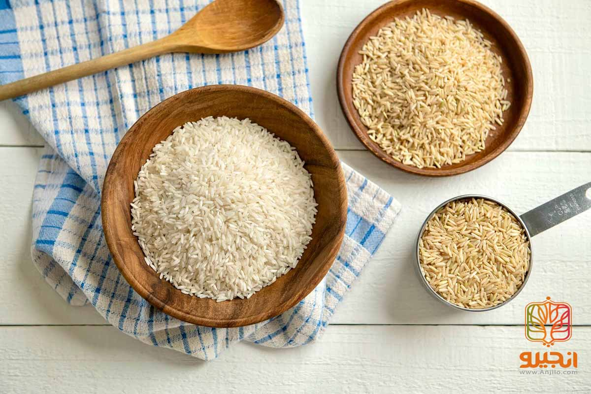 برنج چندبار